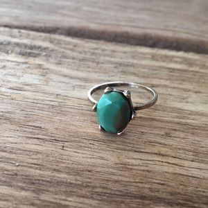 Anthropologie Stone Ring